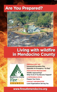 Living with Wildfire in Mendocino County