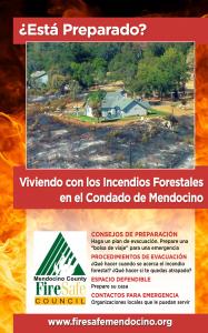 Viviendo con los incendios forestales
