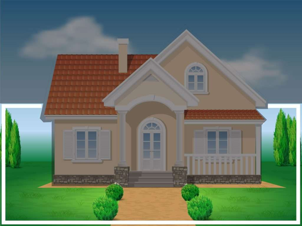 defensible space around your home